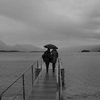 Passeggiata sotto la pioggia... di Wilmanna