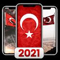 Türk Bayrağı Duvar Kağıtları icon