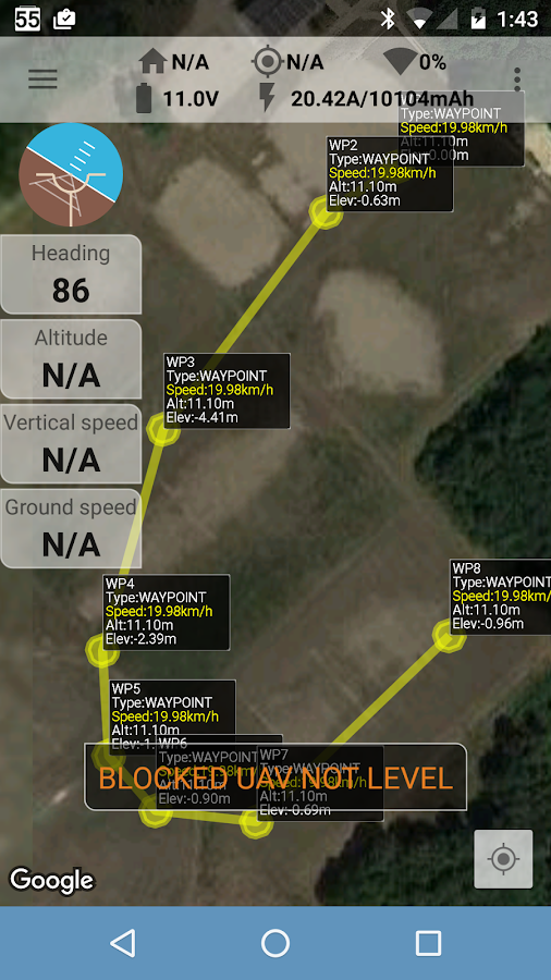 Mission Planner for INAV - Android Apps on Google Play