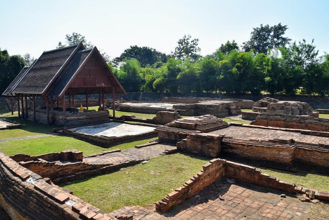 2. Ruinas sin restaurar