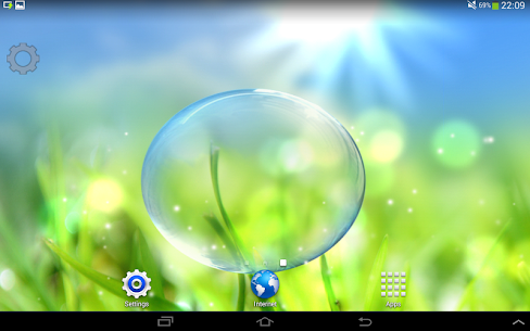 Spring Bubbles LWP 1.1.5 Mod Android Updated 3