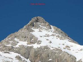 Photo: La cumbre del Tesorero