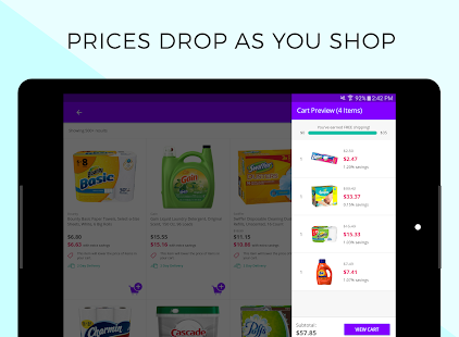 First online shopping offers