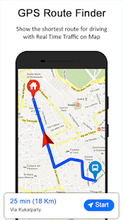 App GPS Route Finder APK for Windows Phone