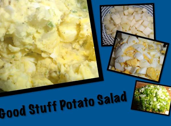 Good Stuff Potato Salad Recipe
