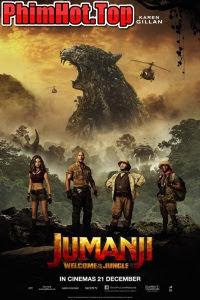 Jumanji Trò Chơi Kỳ Ảo -  (2019)