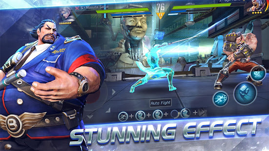 Mod Game Final Fighter for Android