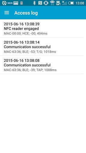 ASSA ABLOY Mobile Access screenshot 5