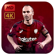 Iniesta Wallpaper HD icon