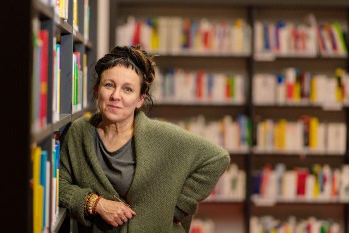 Nobel văn chương 2018: Olga Tokarczuk