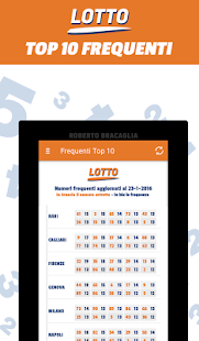 Lotto e 10eLotto- screenshot thumbnail