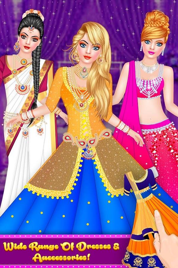 Indian Doll Bridal Fashion Games