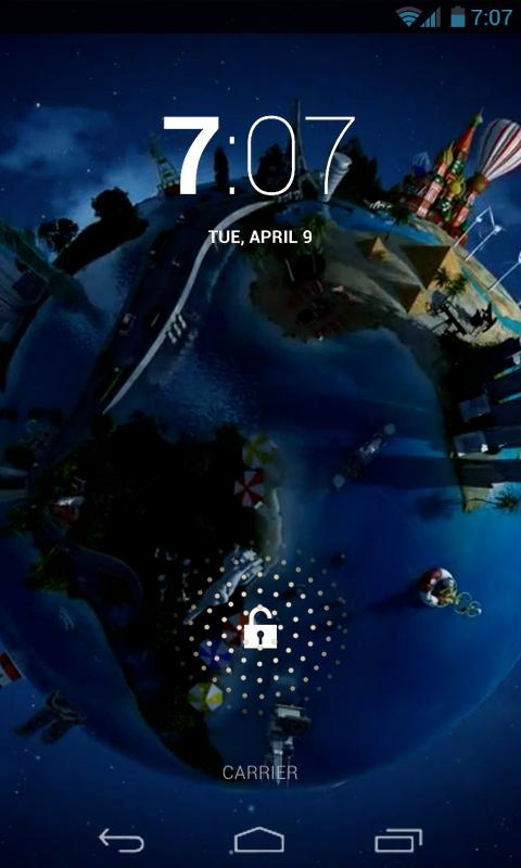 Planet Earth Live Wallpaper - Android Apps on Google Play