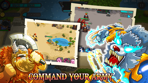Realm Battle: Heroes Wars 1.34 screenshots 2