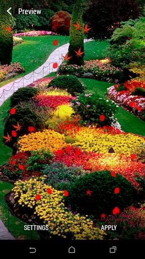 免費下載個人化APP|Garden Live Wallapaper app開箱文|APP開箱王