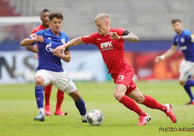 Bundesliga: Schalke doet slechte zaak in strijd om Europees voetbal