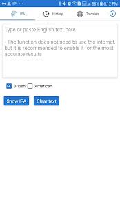 Download English Phonetics - English Text to Phonetics, IPA For PC Windows and Mac apk screenshot 1