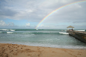 Rainbow, Hawaii