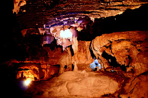 Crystal Cave interior