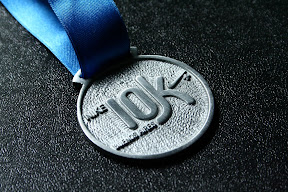 Medalla Nike 10K