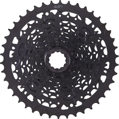MicroShift ADVENT H09 Cassette - 9 Speed, 11-42T, Alloy Large Cog