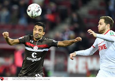 Moeskroen heeft zich versterkt met Sami Allagui (ex-Anderlecht)