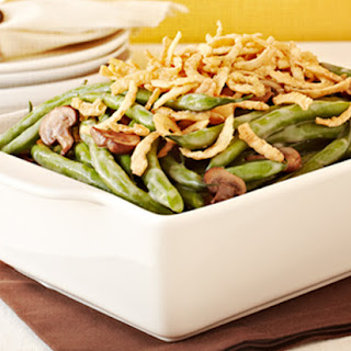 Fresh Green Bean And Mushroom Casserole Recipes