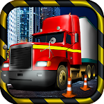 Truck Parking : City Adventure Icon
