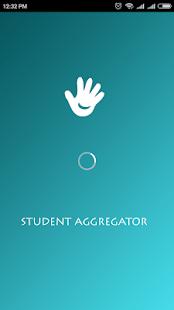 Student Aggregator System 1.3 - náhled