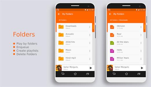Onix Music Player - Free screenshot 4