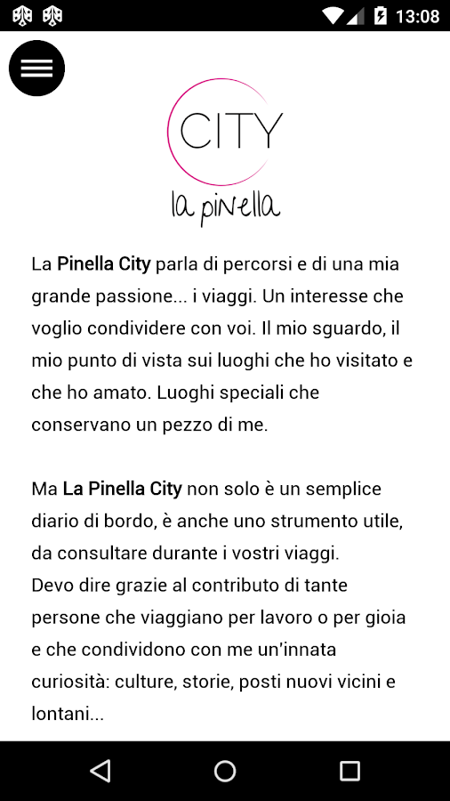 LaPinella City- screenshot