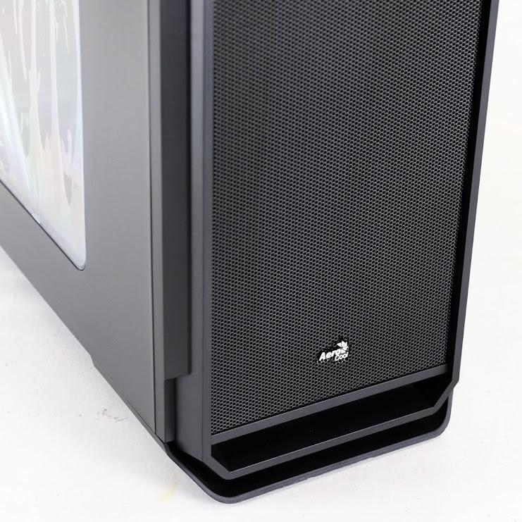 Aerocool Aero 500 Black - Chiếc thùng máy ngon bổ rẻ