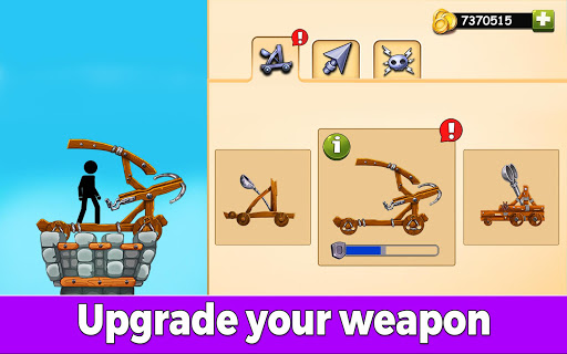 The Catapult 2 u2014 Grow your castle tower defense 3.1.0 screenshots 23