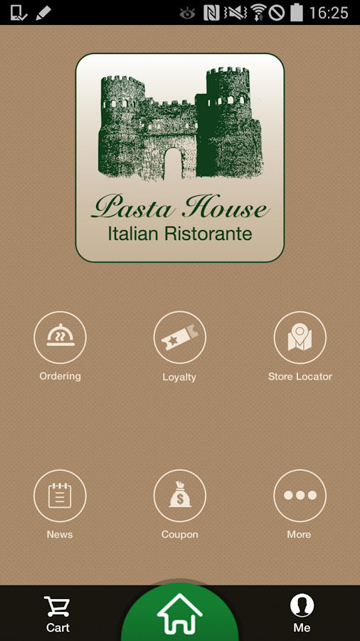 Pasta House- screenshot