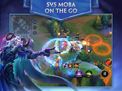 Heroes Evolved Mod Apk Download For Android and Iphone 8