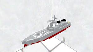 重駆逐艦隊 旗艦 未波