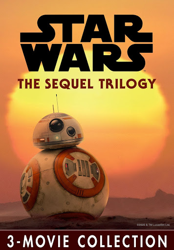 Star Wars The Sequel Trilogy 3 Movie Collection Movies On Google Play