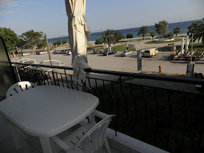 Photo: Άπο το μπαλκόνι του διαμερίσματος 29-Sea view from the balkony of apartment No 29