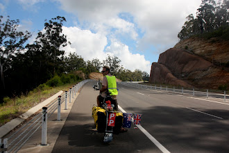 Photo: Year 2 Day 173 - The Best Hard Shoulder We Have Ever Had (Smooth Road, Very Wide Shoulder)