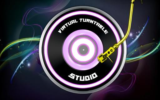 Virtual Turntable Studio
