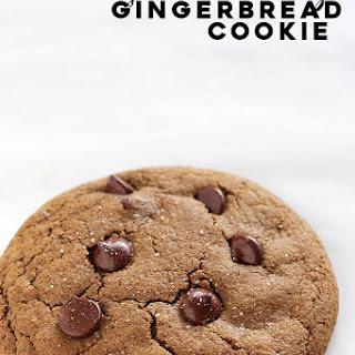 Single Serve Gingerbread Cookie