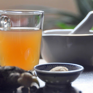 Basic Indonesian Spiced Tea (Teh Bandrek)