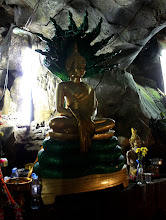 Photo: Day 338 - Another Buddha in the Caves