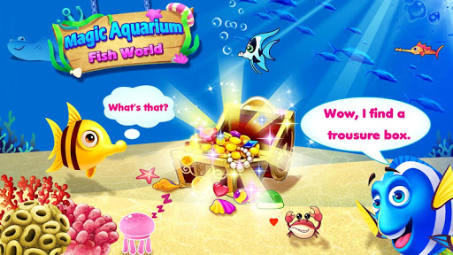 Magic Aquarium - Fish World 1.1.3181 gameplay | by HackJr.Pw 8