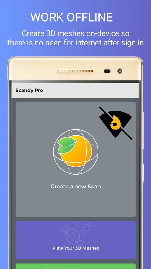Scandy Pro- screenshot
