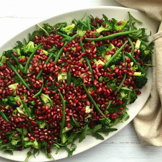 Broccoli And Green Bean Salad Recipes.