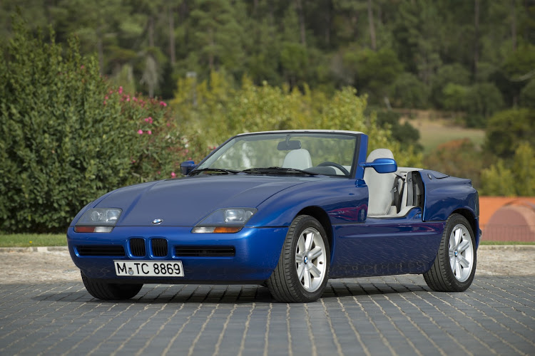 The BMW Z1 was the first Z-car from BMW, and featured retractable doors which paid homage to the original 328.
