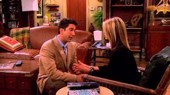 The One Where Rachel Tells Ross