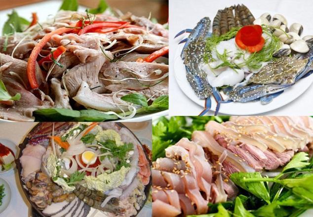 Những món hải sản ngon nhức nách của bờ biển Bình Định