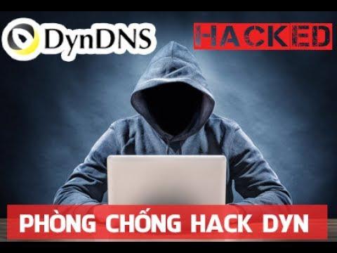 Cách bảo mật tài khoản DYN.com chống bị HACK
